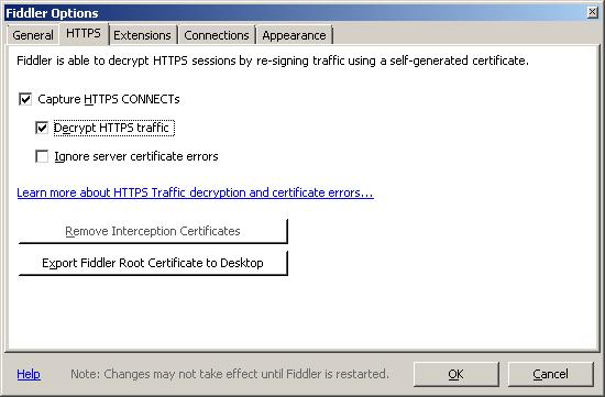 HTTP Debugging: Fiddler Tip 2 | elastacloud = azurecoder + bareweb